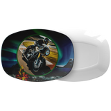 Motorcycle Platter - The Green Gypsie