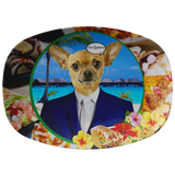 Chico Taco Chihuahua Platter - The Green Gypsie
