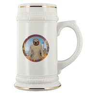 Rory Sloth Beer Stein - The Green Gypsie