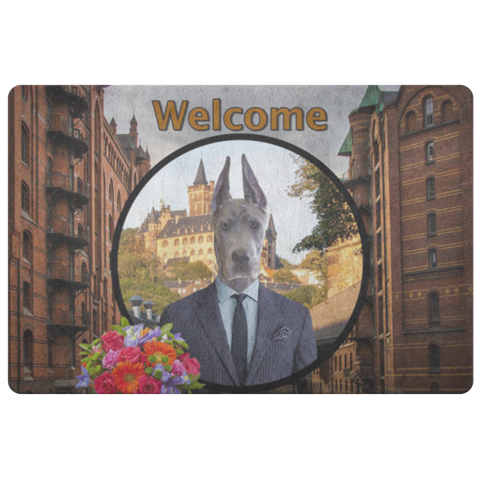 Frederick Great Dane Doormat
