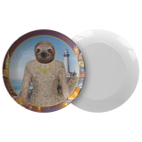 Rory Sloth Plate - The Green Gypsie