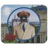 Bruno Boxer Mouse Pad - The Green Gypsie