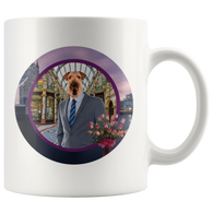 Bingley Airedale Terrier Mugs - The Green Gypsie