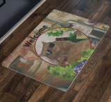 Kitty Cat Doormat
