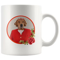 GiGi Golden Retriever Mug - The Green Gypsie