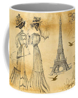 Paris - Mug - The Green Gypsie