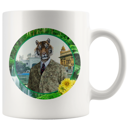 Chase Lion Mug - The Green Gypsie