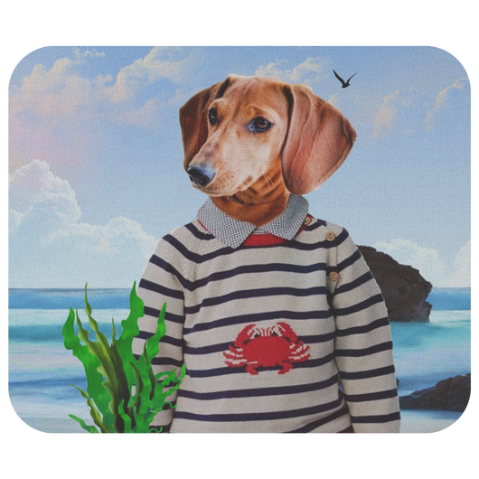 Donny Dachshund Mouse Pad - The Green Gypsie