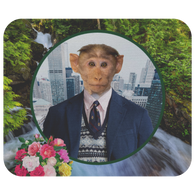 Bubba Monkey Mouse Pad - The Green Gypsie