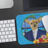 Chico Beach Chihuahua Mouse Pad - The Green Gypsie