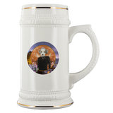 Holly Australian Shepherd Beer Stein - The Green Gypsie