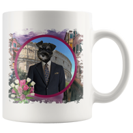 Max Miniature Schnauzer Mug - The Green Gypsie