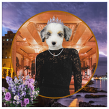 Holly Australian Shepherd Canvas - The Green Gypsie