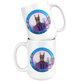 Prince Doberman Mug - The Green Gypsie