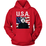 Apollo Alaskan Malamute Hoodie - The Green Gypsie