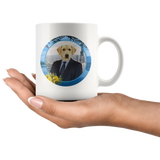 Louie Labrador Retriever Mug - The Green Gypsie