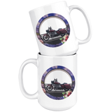 Harley Motorcycle Mug - The Green Gypsie