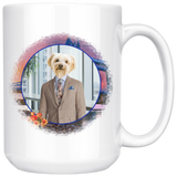 Benji Yorkshire Terrier Mug - The Green Gypsie