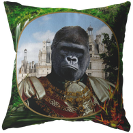 Albert Gorilla Pillow - The Green Gypsie