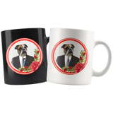 Bruce Bulldog Mug - The Green Gypsie
