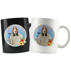 Henry Hound Dog Mugs
