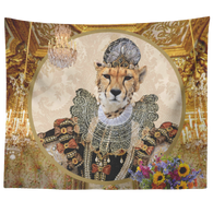 Betty Cheetah Tapestry - The Green Gypsie