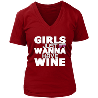Girls Just Wanna Have Wine - The Green Gypsie