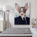 Coco Chihuahua Canvas - The Green Gypsie