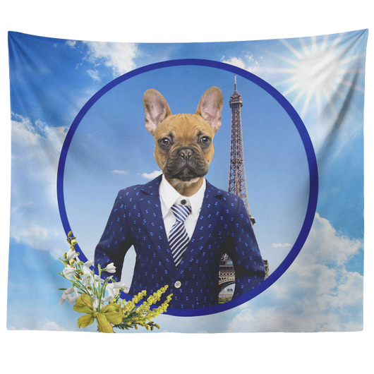 Finn French Bulldog Tapestry - The Green Gypsie