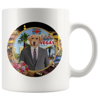 Johnny Golden Retriever Mug - The Green Gypsie