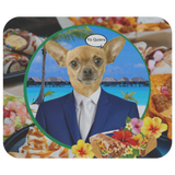 Chico Taco Chihuahua Mouse Pad - The Green Gypsie