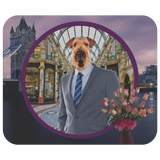 Bingley Airedale Terrier Mouse Pad