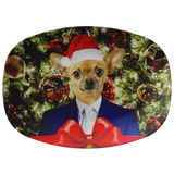 Chico Beach Chihuahua Holiday Platter - The Green Gypsie