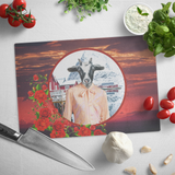 Maggie Goat Cutting Board - The Green Gypsie