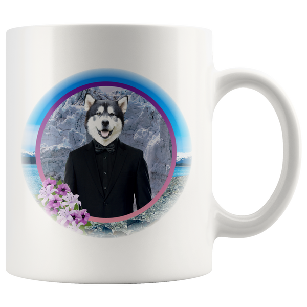 Apollo Alaskan Malamute Mug - The Green Gypsie