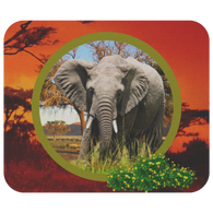 Emma Elephant Mouse Pad - The Green Gypsie
