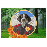 Piper Pointer Rectangle Canvas