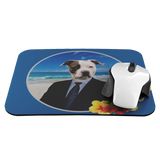 Peter Pit Bull Terrier Mousepad - The Green Gypsie