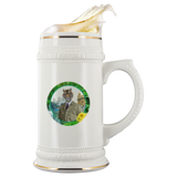 Chase Lion Beer Stein - The Green Gypsie