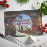 Las Vegas Cutting Board - The Green Gypsie