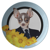 Chihuahua Business Plate
