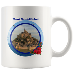 Mont Saint-Michel Mugs