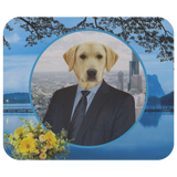 Louie Labrador Retriever Mouse Pad - The Green Gypsie