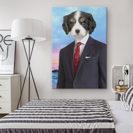 Charles Cavalier King Charles Canvas - The Green Gypsie
