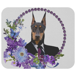 Doberman Business Mousepad