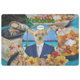 Chico Taco Bell Chihuahua Doormat - The Green Gypsie