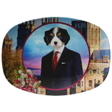 Charles Cavalier King Platter - The Green Gypsie