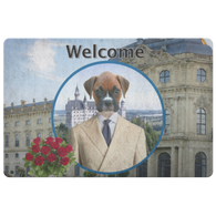 Bruno Boxer Doormat - The Green Gypsie