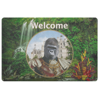 Albert Gorilla Doormat - The Green Gypsie