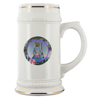 Trixie Tiger Beer Stein - The Green Gypsie